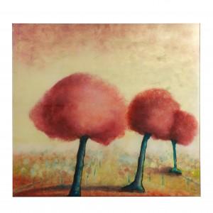 Peinture sous verre à l'huile et églomisé